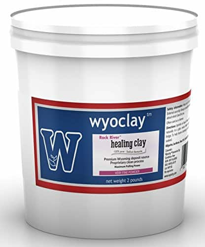 Wyoclay Bentonite Healing Clay